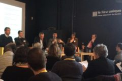 Laurent Grandguillaume aborde la fusion des entreprises individuelles Nantes