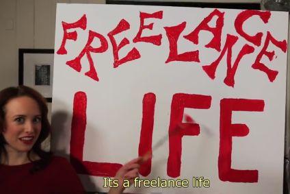 "Parodie : ""It's a Freelance Life"""