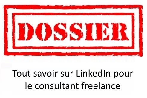 LinkedIn consultant freelance