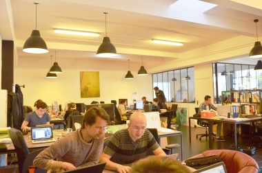 SPLIT Coworking open space