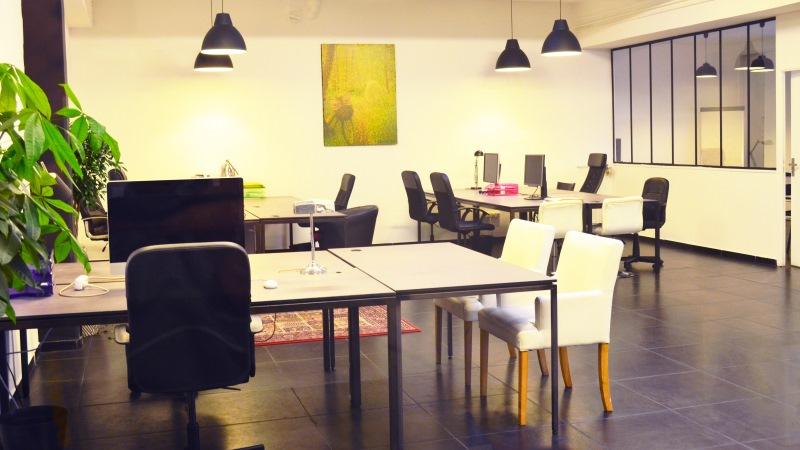 Split Coworking, espace de coworking à Paris