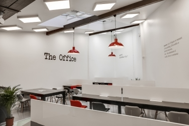 Espace de Coworking The Office Open Space