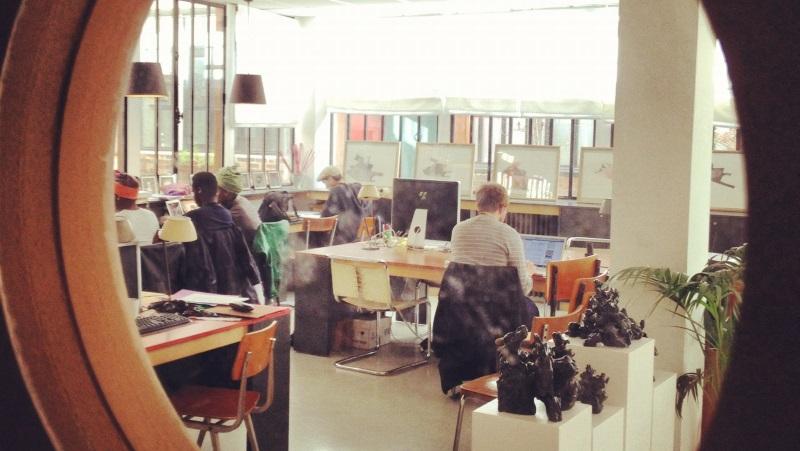 Espace de coworking le laptop 75019 Paris