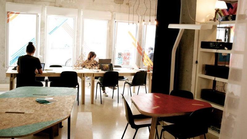 WoMa espace de coworking 75019 Paris