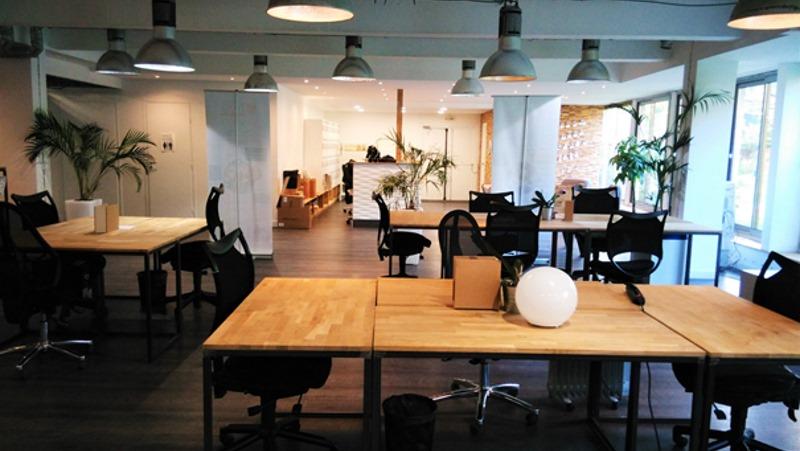 Le Trèfle espace de coworking Boulogne-Billancourt
