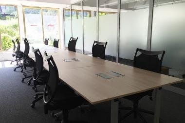 Le Trèfle espace de coworking salle de réunion