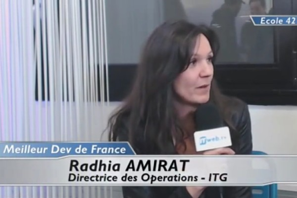 Portage salarial et numérique par Radhia Amirat