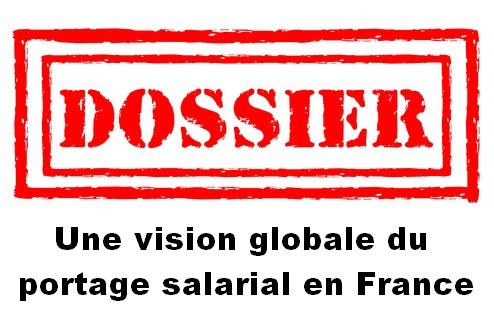 dossier portage salarial France