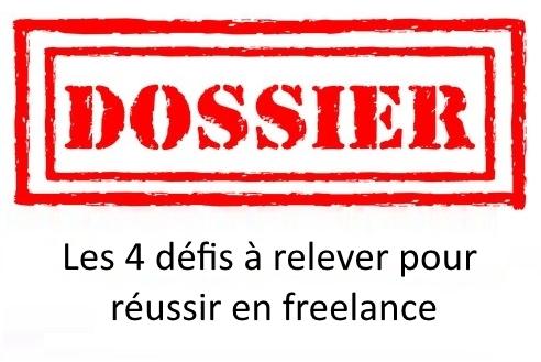 Dossier réussir freelance