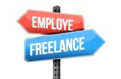 Comparaison du statut freelance vs employé en portage salarial
