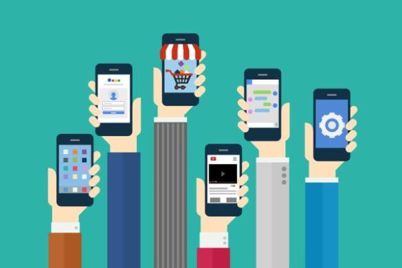 Freelance application mobile
