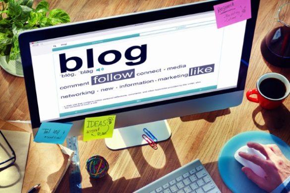 Consultant écrire article blog
