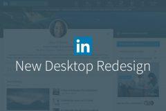 Nouvelle version LinkedIn