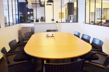 SPLIT Coworking salle de réunion