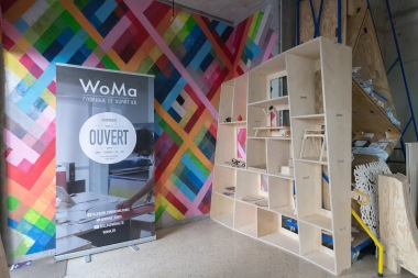 Espace de coworking Woma