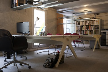 Espace de coworking Woma