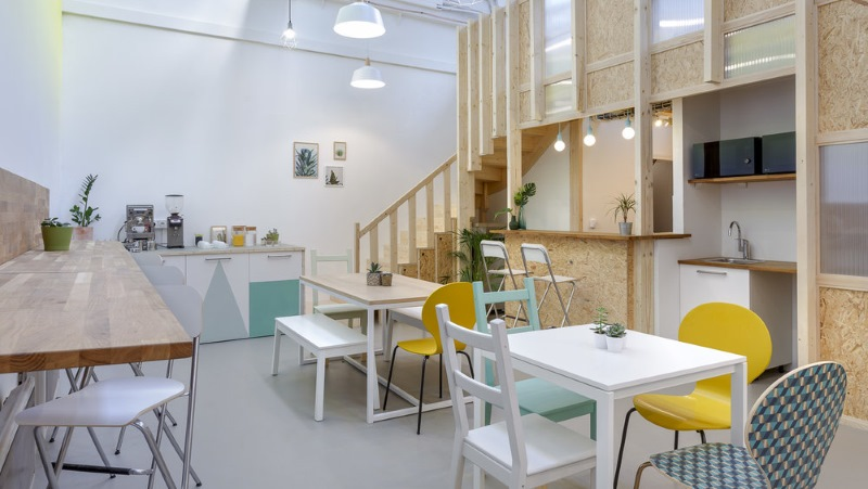Greenspace-Paris, Espace de coworking à Paris 75011