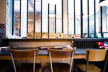 Espace de coworking le laptop bureaux nomades
