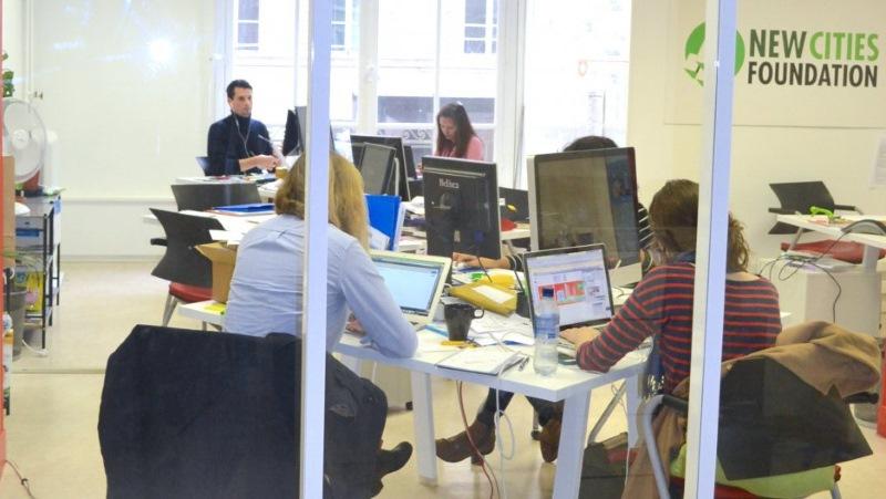 BGE PaRIF espace de coworking paris 75011
