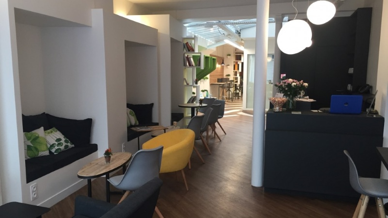 My cowork espace coworking 75002 Paris
