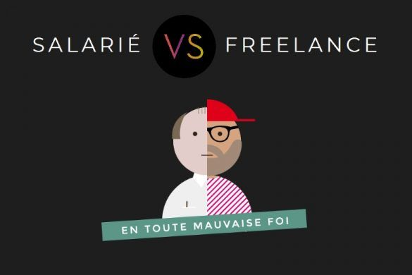 Salarié vs freelance