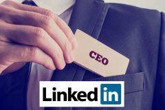 profil LinkedIn CEO