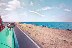 Prendre la route du bord de mer
