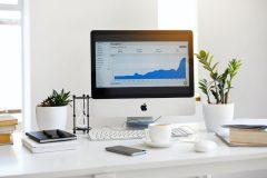 Les statistiques d'une Landing Page