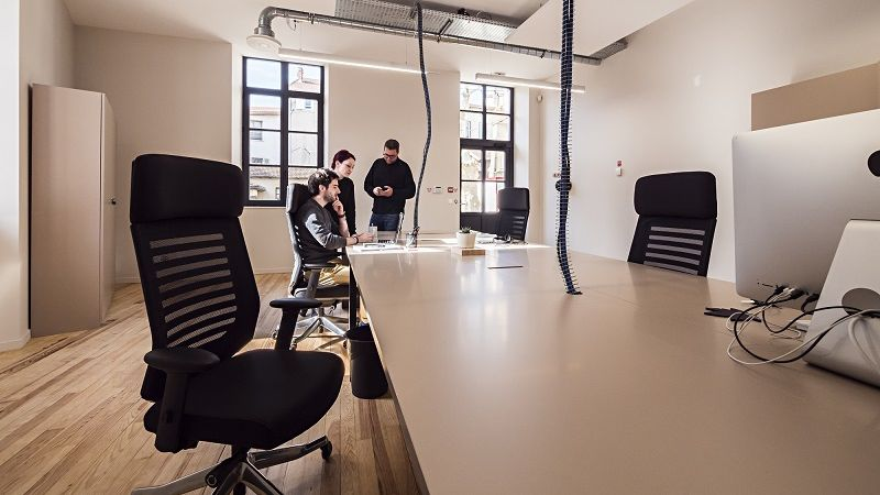 Le Six coworking