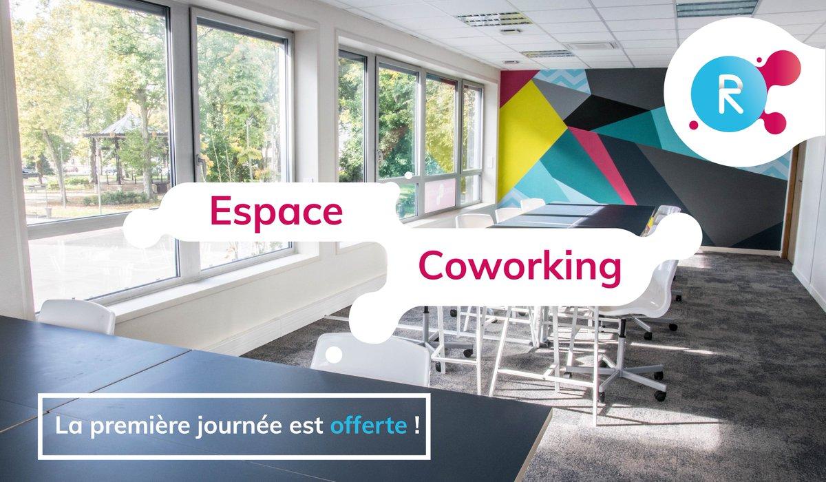 Espace de Coworking Rimbaud-Tech