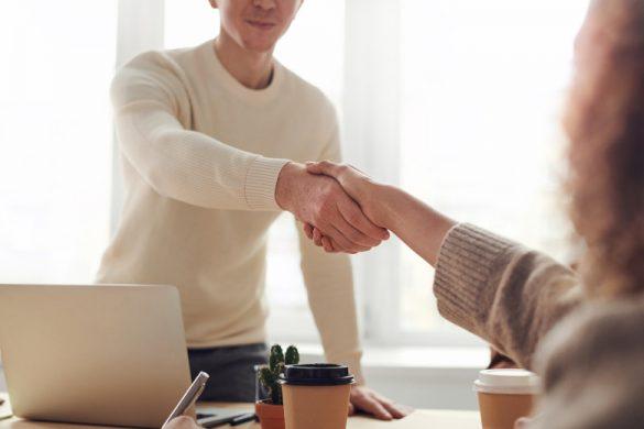 Accord pour une stratégie de co-marketing