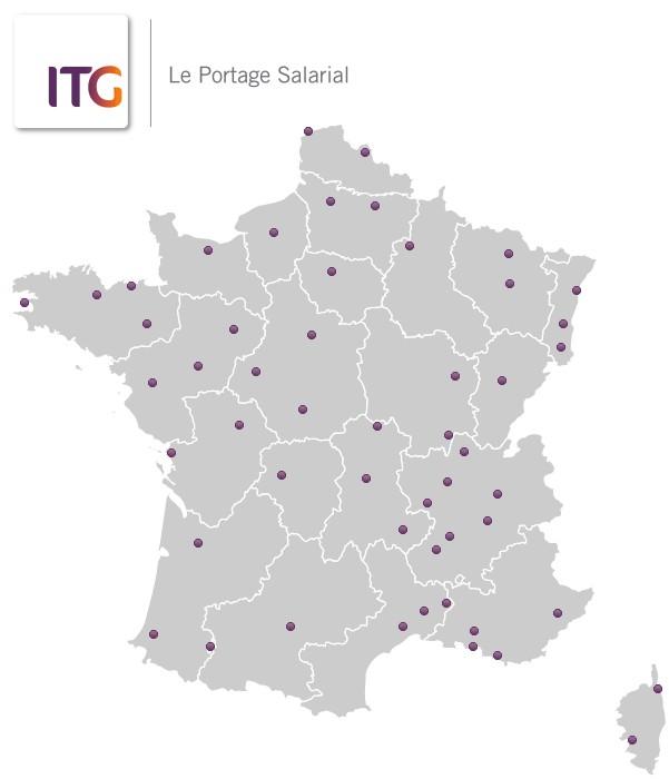 le portage salarial en France avec ITG