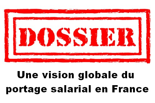dossier portage salarial France